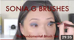 SONIA G – The Fundamental Brush Set DEMO